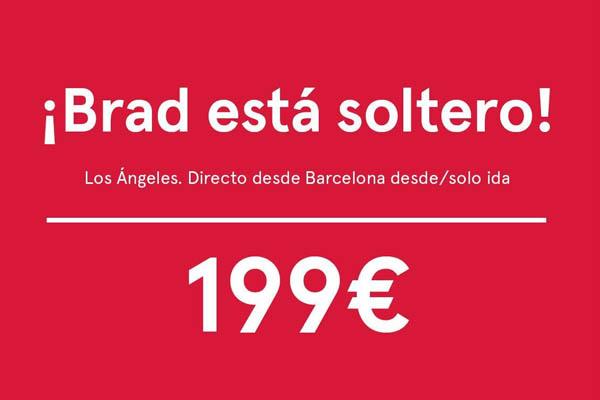 Norwegian-brad-pitt-esta-soltero-campaña-publicidad-aerolinea