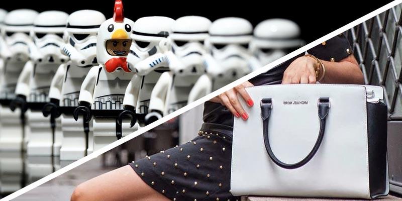 Las tendencias en Branding: las marcas personales y la moda del no logo