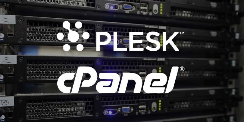 Elegir Plesk o Cpanel para administrar y servidor dedicado