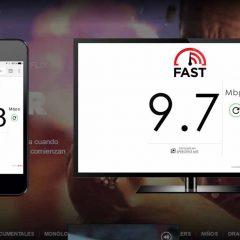 Fast.com: Test de Velocidad de Internet by Netflix