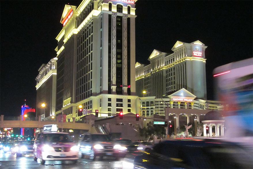 Las Vegas es la capital mundial del juego