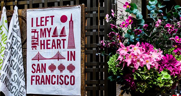 Lona personalizada San Francisco